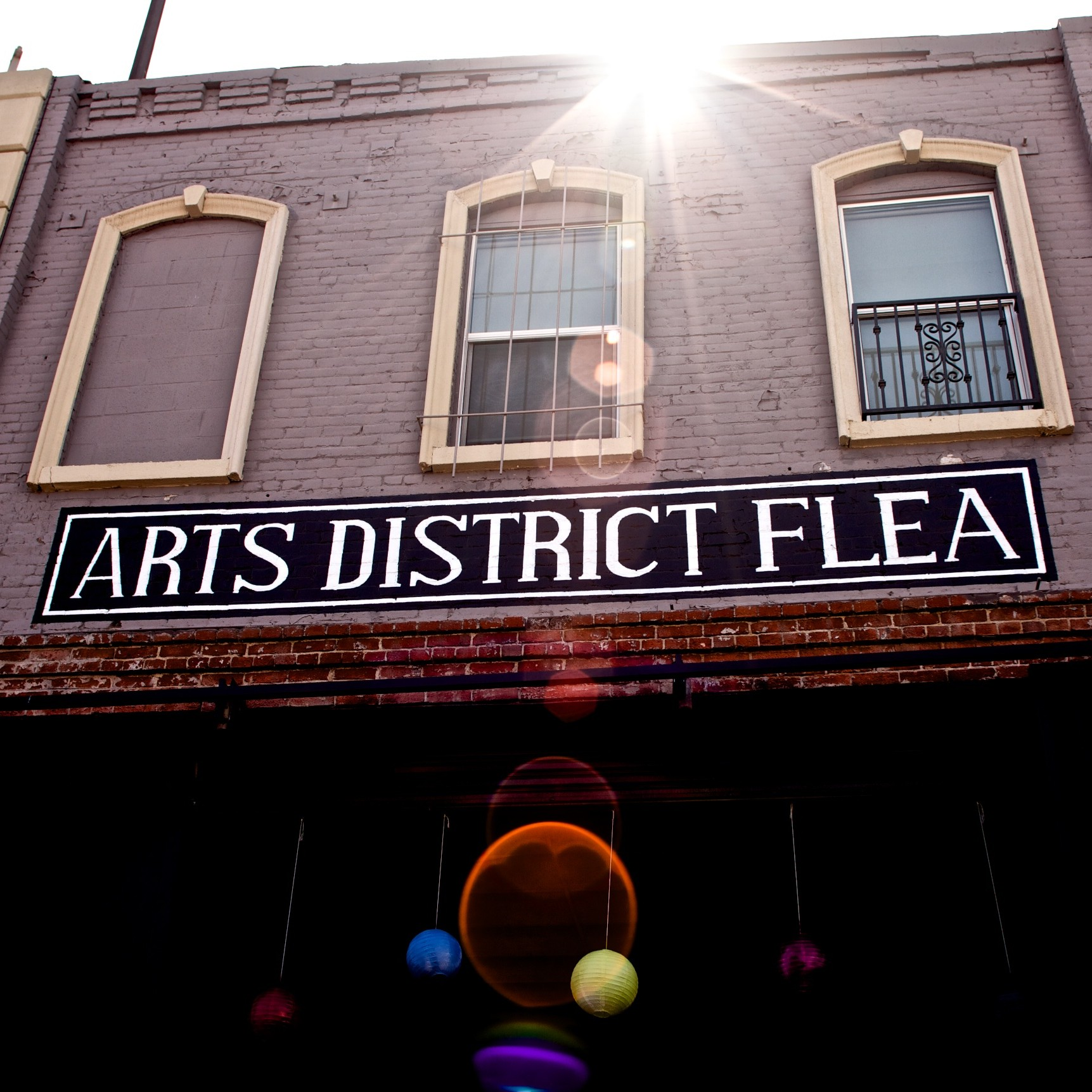 Arts District Flea